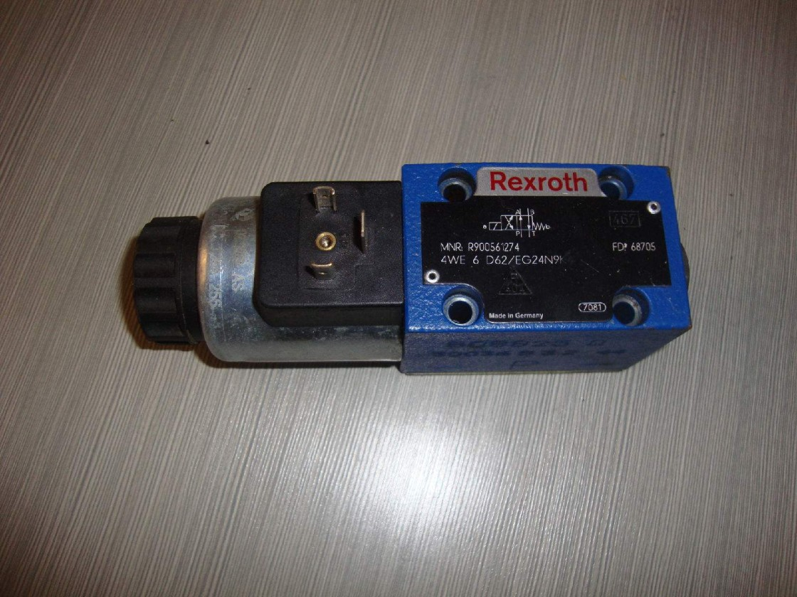 REXROTH 4WE 6 Y6X/EW230N9K4 R900909415   Directional spool valves