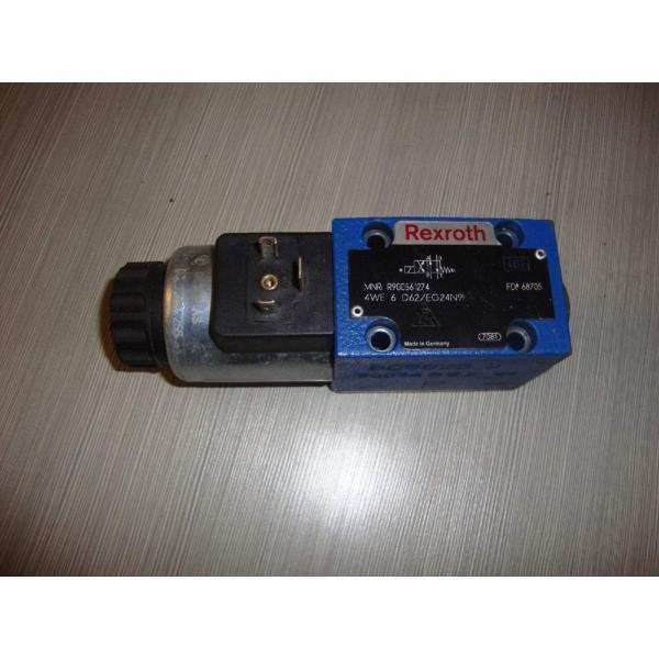 REXROTH 4WE 6 M6X/EW230N9K4/V R900973127   Directional spool valves #2 image