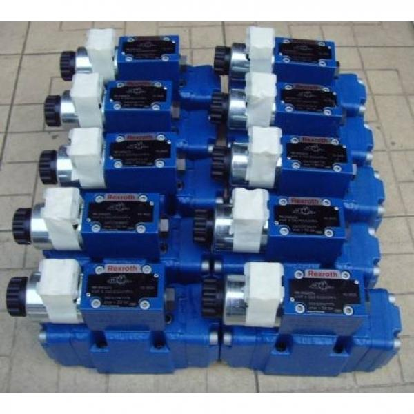 REXROTH 3WE 6 A6X/EW230N9K4/V R900717801   Directional spool valves #1 image