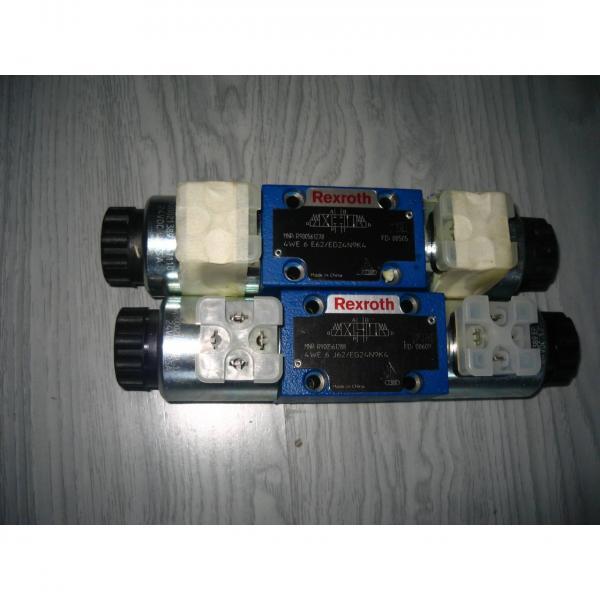 REXROTH 4WE 10 U3X/CG24N9K4 R900592655   Directional spool valves #2 image